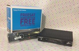 HUMAX HB-1000S Freesat HD box with Freetime
