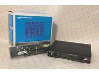 HUMAX HB-1000S Freesat HD box with Freetime