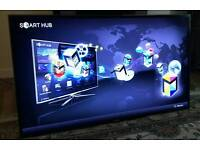 55in Samsung SMART 3D LED TV FREEVIEW HD WI-FI [NO STAND]