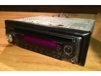 Kenwood CD Car Stereo - In Car Audio Sound Head Unit