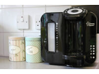 tommee tippee perfect prep machine with brand new filter