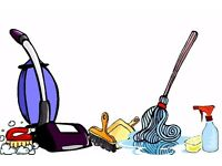 Cleaning service: £11.00/hour
