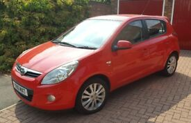 HYUNDAI i20 - 2010 - 108,500 miles - Excellent drive - Good condition