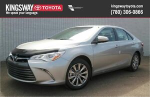 2017 Toyota Camry XLE V6 Automatic