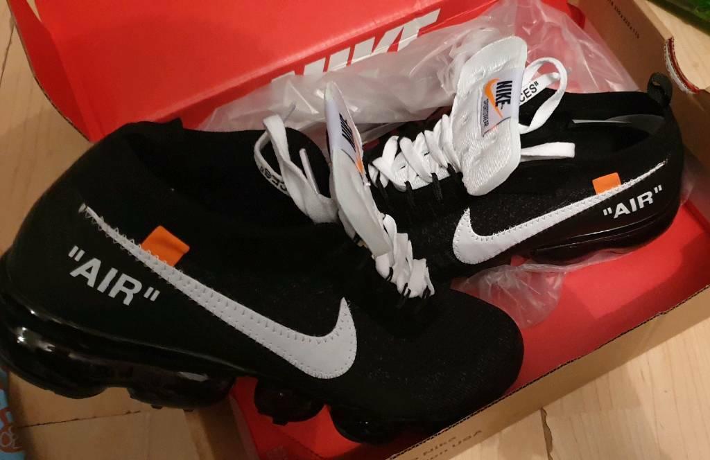sale retailer d36fb 0f31d Nike Air Vapormax size 8
