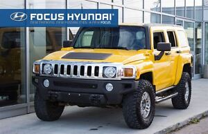 2006 Hummer H3 5 SPEED, A/C, CRUISE, OFF-ROAD TIRES