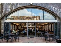 Waiter & Waitresses | FOH staff | Paradise Garage | Bethnal Green