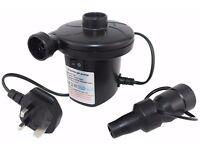 Camping AC240V/130W Electric Air Pump Inflator/ Deflator
