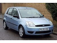 FORD FIESTA 1.2 PETROL 2005 05REG 74K MILES LONG MOT PRICED TO SELL BARGAIN CLEAN & TIDY