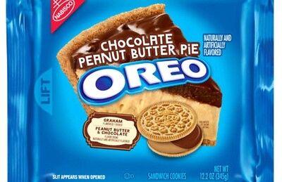 Nabisco Oreo Schokolade Erdnussbutter Pie Sandwich Kekse Limitierte Auflage (Oreo-schokolade)