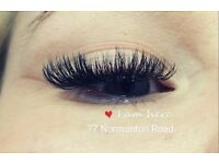 Eyelash Extensions Derby City Centre