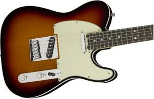 American Elite Telecaster®, Ebony Fingerboard, 3-Color Sunburst 0114211700  *neuve PRINTEMPS