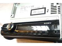 Sony CDX-GT40U ipod Dock