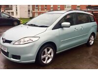 MAZDA 5 7 SEATER PEOPLE CARRIER, 102,000 MILES WITH MOT AUG 2018