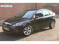 Ford Focus Zetec 1.8 TDCI Full Ford Service History