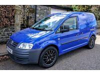 Volkswagen Caddy Camper/Day van