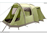 Vango Airbeam Exodus V 600 Tent with Groundsheet & Carpet