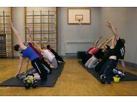 Legs bums & tums/Aerobics & Fitness Yoga Classes - N.Walsham