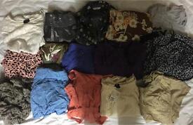 Size 10 bundle 18 items dress skirt play suit disney