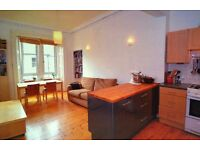 BRIGHT, SPACIOUS FURNISHED FLAT TO LET IN BRYSON ROAD, POLWARTH