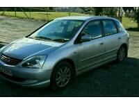 04 Honda Civic 1.7d *** BREAKING parts available