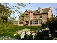WAITER/WAITRESS Position Morston Hall Hotel- Full or Part-Time Available