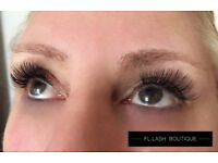 £35 FULL SET- Mink Volume eyelash extensions - LIMITED OFFER!!
