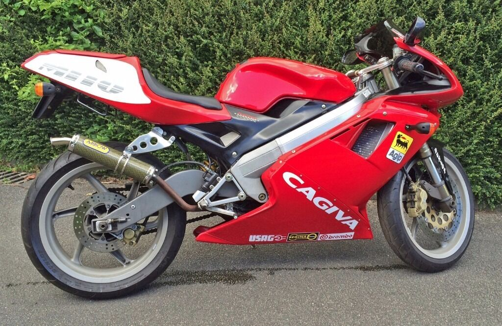 cagiva mito 125 low mileage 2004 in west chiltington west sussex gumtree. Black Bedroom Furniture Sets. Home Design Ideas
