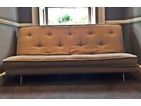 LIGNE ROSSET NOMANDE EXPRESS. A daily-use bed-settee by Didier Gomez