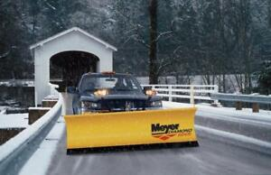 Brand New Meyer Snowplows - Meyer Diamond Edge Snow Plow!