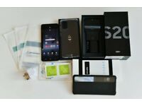 Samsung s20 unlocked any network