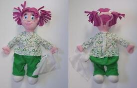 Comfort Advert Doll (Daisy) PJ Case / Bag