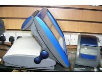 """15"""" Posligne w/ Matching Printer EPOS Till System Cash Register for any Restaurant Café Retail Shop"""