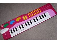 Chad Valley Keyboard - £6