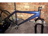 Diamondback mountain bike frame for sale
