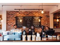 Passionate Barista Required for Busy Putney Cafe!