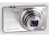 Brand New Sealed Sony Cybershot Digital Camera Slim 18.2 MP