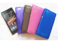 Sony Xperia M C1905 C1904 Gel Cases X 4