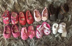 Baby girls 0-3 months shoes