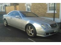 Lovely 2006 Mercedes CL500 in very good condition, with full service history and 12 months MOT