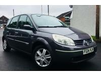 Megane Scenic 1.6 Petrol*Full leathers*12 Months MOT*Low Mileage*Cheap insurance*Service History*