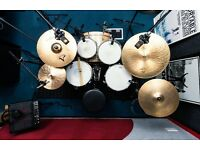High Quality Live Drum Tracks For Your Songs