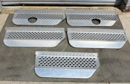 KENWORTH BATTERY BOX COVERS/LIDS