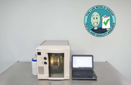 Beckman Coulter Multisizer 3 Particle Counter with Warranty SEE VIDEO