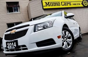2014 Chevrolet Cruze 1LT! 4 Cyl 1.4L Turbo! ONLY $92/bi-weekly!