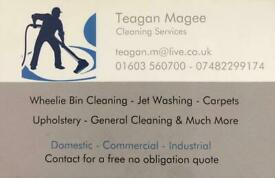 T.M Cleaning Services
