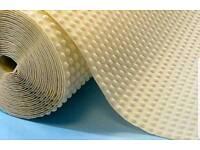 Knotract mesh waterproof sheeting