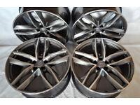 Original 21'' AUDI Q7 SQ7 RS Alloy wheels, also Q5