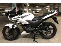 HONDA CBF 125 (2015) ***Vey LOW mileage ***ONLY 690 miles *** from New.