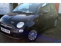 2009 Fiat 500 1.2 Pop 3dr, 12 months MOT